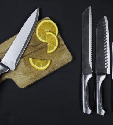 Rätt köksknivar gör matlagningen roligare